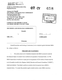 MBIA Inc.: Securities and Exchange Commission Litigation Complaint ebook