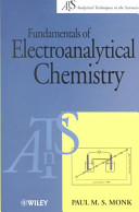 Fundamentals Of Electro Analytical Chemistry Book PDF