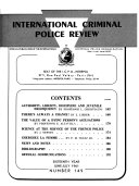 International Criminal Police Review
