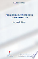 Problemes Economiques Contemporains E Edition