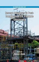 Recent Advances in Post Combustion CO2 Capture Chemistry Book