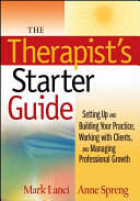 The Therapist's Starter Guide Book