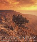 Texas Mountains