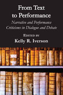 From Text to Performance [Pdf/ePub] eBook