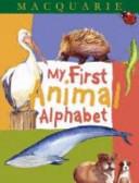 My First Animal Alphabet