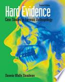 Hard Evidence Book