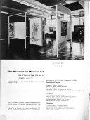 Circulating Exhibitions  1931 1954