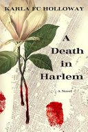 link to A death in Harlem : a novel in the TCC library catalog
