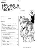Journal of Cultural   Educational Futures