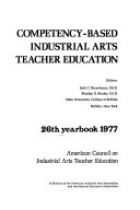 Yearbook American Council On Industrial Arts Teacher Education