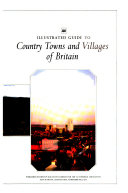 AA Illustrated Guide to Country Towns and Villages of Britain