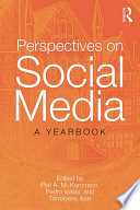 Perspectives on Social Media Book