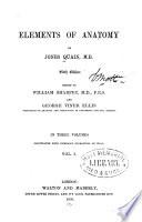Elements of anatomy v 1 Book