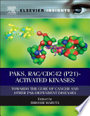 PAKs  RAC CDC42  p21  activated Kinases