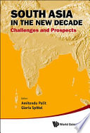 South Asia In The New Decade Book PDF