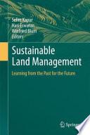 Sustainable Land Management Book PDF