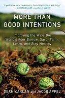 More Than Good Intentions Pdf/ePub eBook