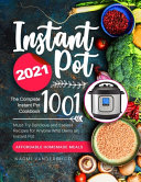Instant Pot Cookbook 2021
