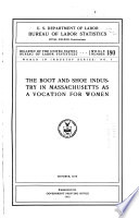 Bulletin of the United States Bureau of Labor Statistics