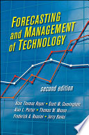 Forecasting and Management of Technology
