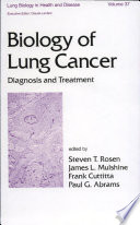 Biology Of Lung Cancer Book PDF