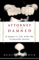 Attorney for the Damned ebook