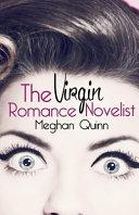 The Virgin Romance Novelist banner backdrop