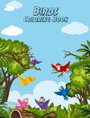 Birds Coloring Book