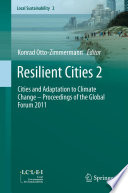 Resilient Cities 2 Book