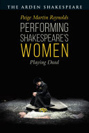 Performing Shakespeare's Women Pdf/ePub eBook