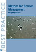 Metrics for Service Management