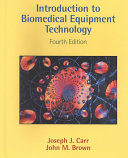 Introduction to Biomedical Equipment Technology Book