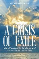 A Crisis of Exile