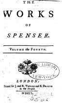 Pdf The Works of Spenser