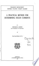 A Practical Method for Determining Ocean Currents Book