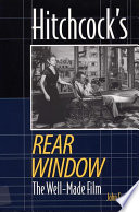 Hitchcock s Rear Window Book PDF
