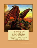 The Wings of Fire Escaping Peril by Tui T  Sutherland Student Workbook
