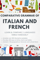 Comparative Grammar of Italian and French