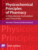 Physicochemical Principles of Pharmacy