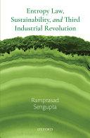 Entropy Law, Sustainability, and Third Industrial Revolution Pdf/ePub eBook
