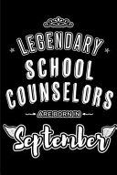 Legendary School Counselors Are Born in September