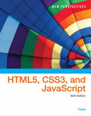 New Perspectives on Html5  Css3  and Javascript  Loose Leaf Version