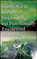 Introduction To Surface Engineering And Functionally Engineered Materials Book PDF