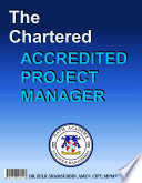 The Chartered Accredited Project Manager