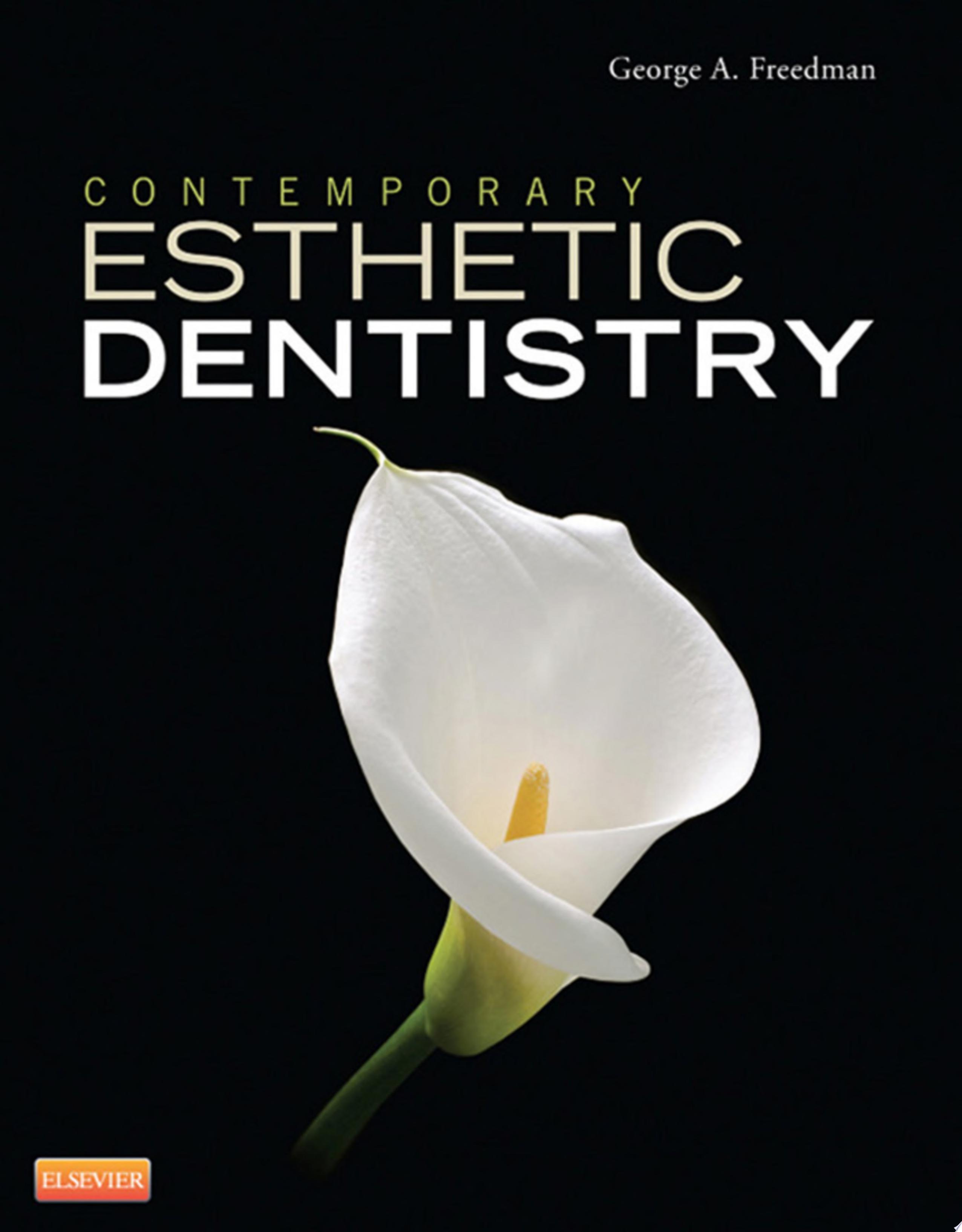 SD   Contemporary Esthetic Dentistry E Book