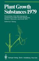 Plant Growth Substances 1979