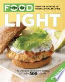 Everyday Food: Light (Enhanced Edition)