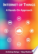 Internet of Things  A Hands On Approach Book