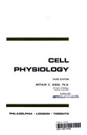Cell Physiology Book PDF