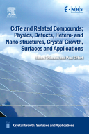 CdTe and Related Compounds